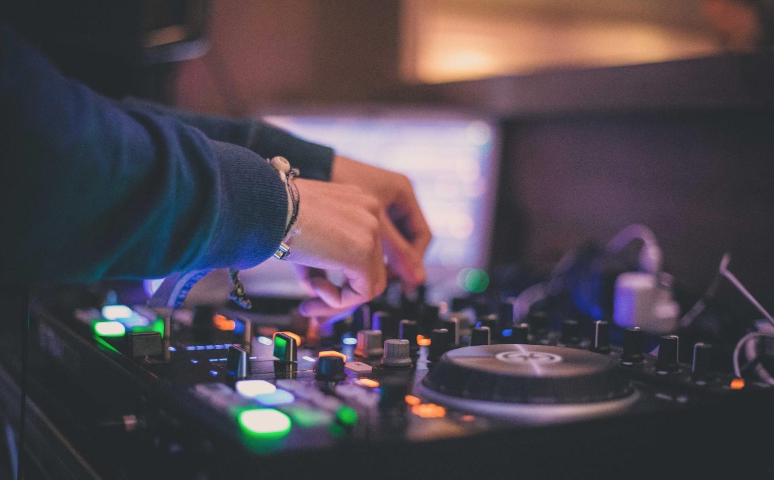 Inspiring DJ's